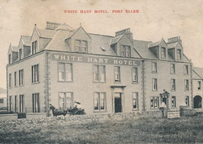 White Hart Hotel, Port Ellen