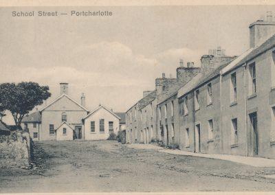 School Street, Port Charlotte