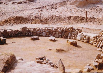 Ardnave, Bronze Age round house