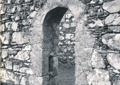 Kildalton, north doorway