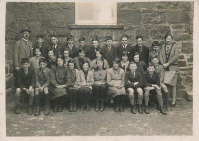 Port Ellen School, c1910
